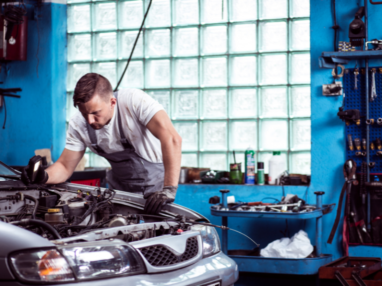 Auto Repair Garage Liability Insurance